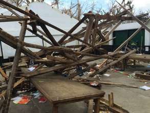 All 8 schools on Tongoa were destroyed