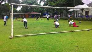 Goalball at BSF