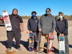 Endure Skateboard Group