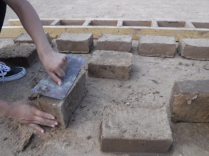 Traditional O'odham Bricks