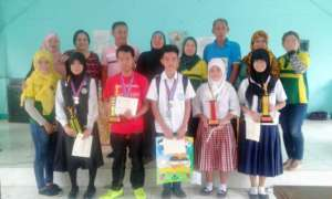 Sulu Academic Festival of Talents delegation