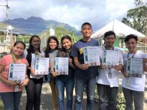 Bright Future Scholars show pride in their success