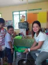 Maindang Elementary:  Healthy Food/ Clean Water