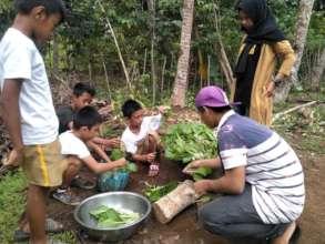 Manilop ES garden