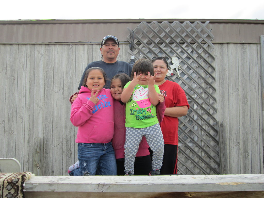 Help Build a Home for a Lakota Family