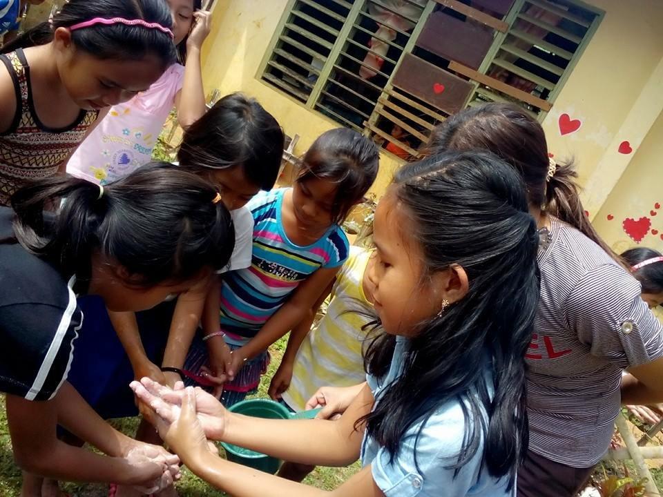 Clean Water for 200 School Children
