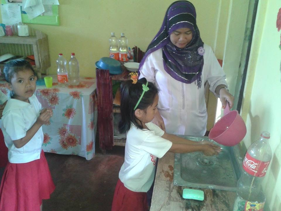 Clean Water for 200 School Children