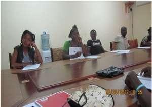 Agenda on Ebola surviving teenage pregnant girls