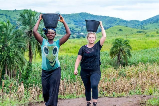 Show 138 Cameroon women a new way to farm