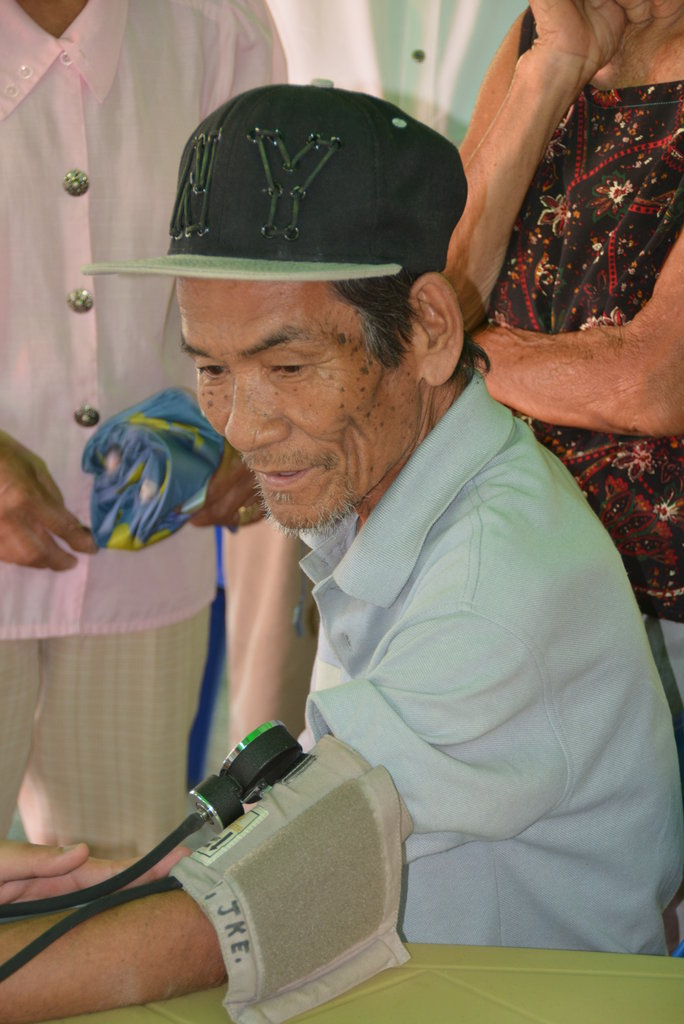 Donate a Health Centre to Tulang Diot