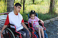 SOAR cares for orphans with special needs