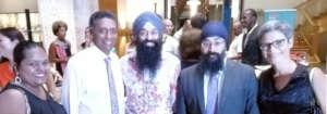 ICAAD, President Faure, & Mauritius Advocates