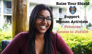 Roshika Deo, Women's Rights Advocate