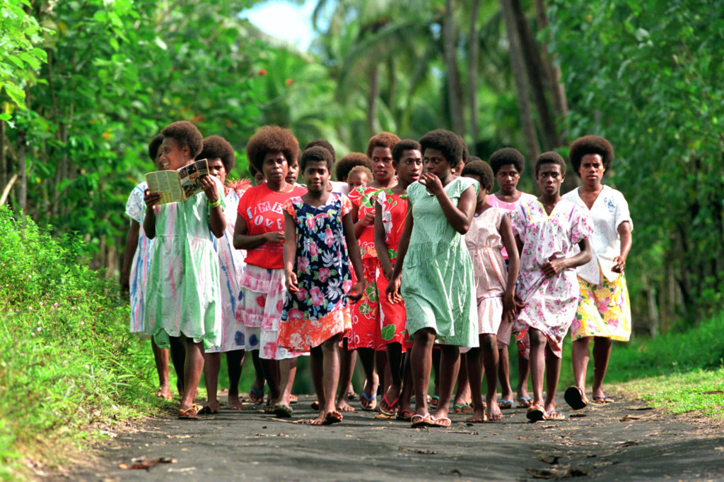 Justice for Women & Girls in the Pacific