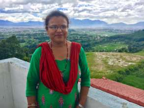 Devaka leads a thriving women's center in Nepal.