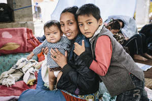 Nepal Earthquake Relief and Recovery Fund