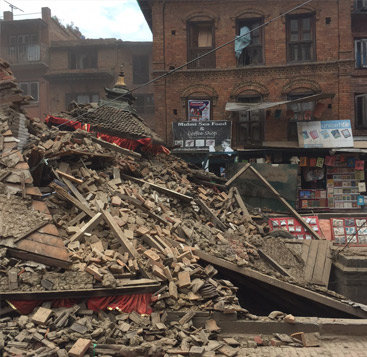 Earthquake Relief in Nepal