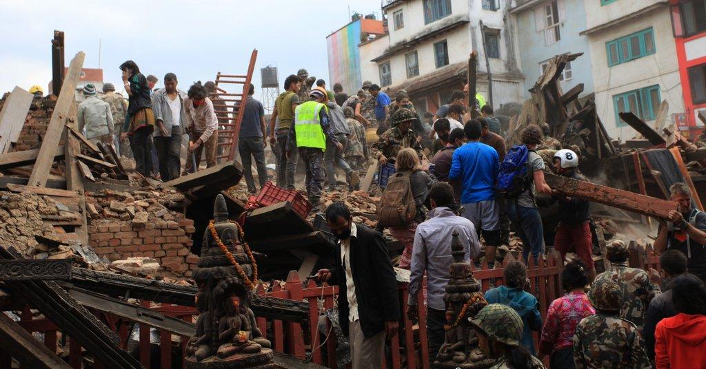 Help Survivors of Nepal Earthquake