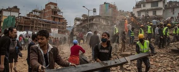 Response to Nepal Earthquake