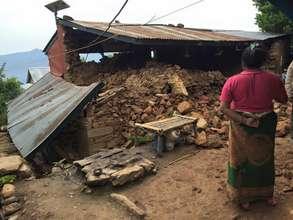 Rebuilding Fund for Rural Dalit Women of Nepal
