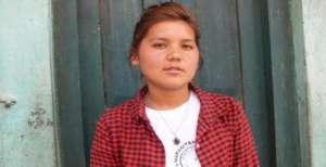 Shanti: 17 Years Old