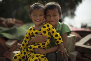 Help vulnerable families rebuild homes in Nepal
