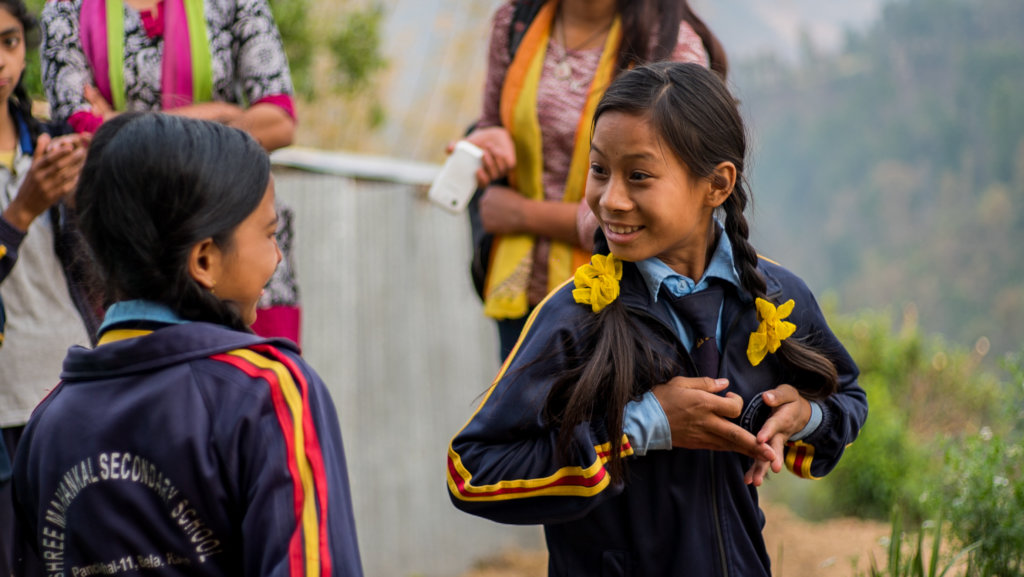 Community resilience in Nepal