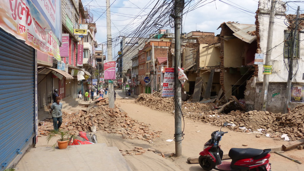 Earthquake Aid Nepal