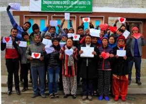 dZi has 25 full time Nepal staff