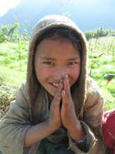 Namaste Global Giving!