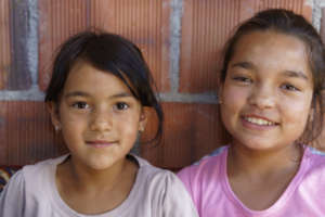 Fikrie's daughter Elhame and her cousin