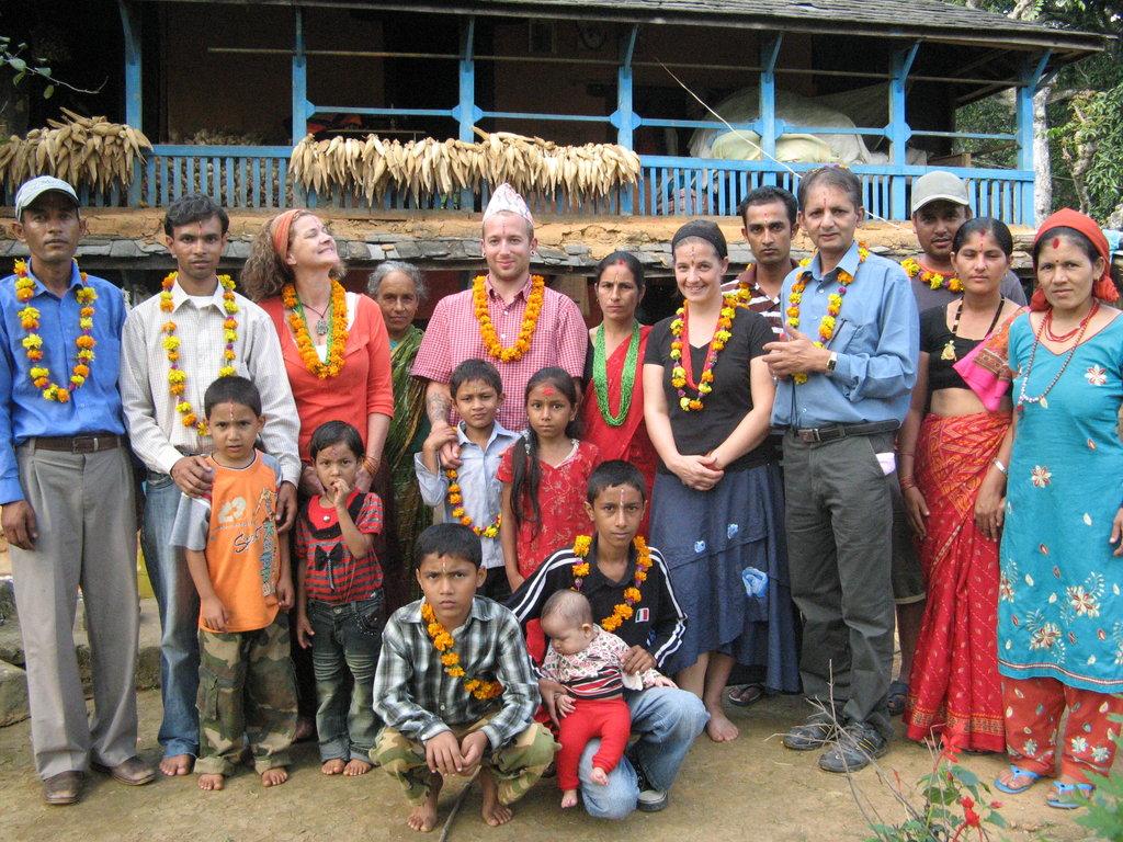 Help Rebuild Nepalese Family Farm & Training Site