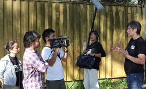 MISSION interviews Cameron