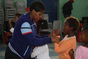 Andiswa coaching