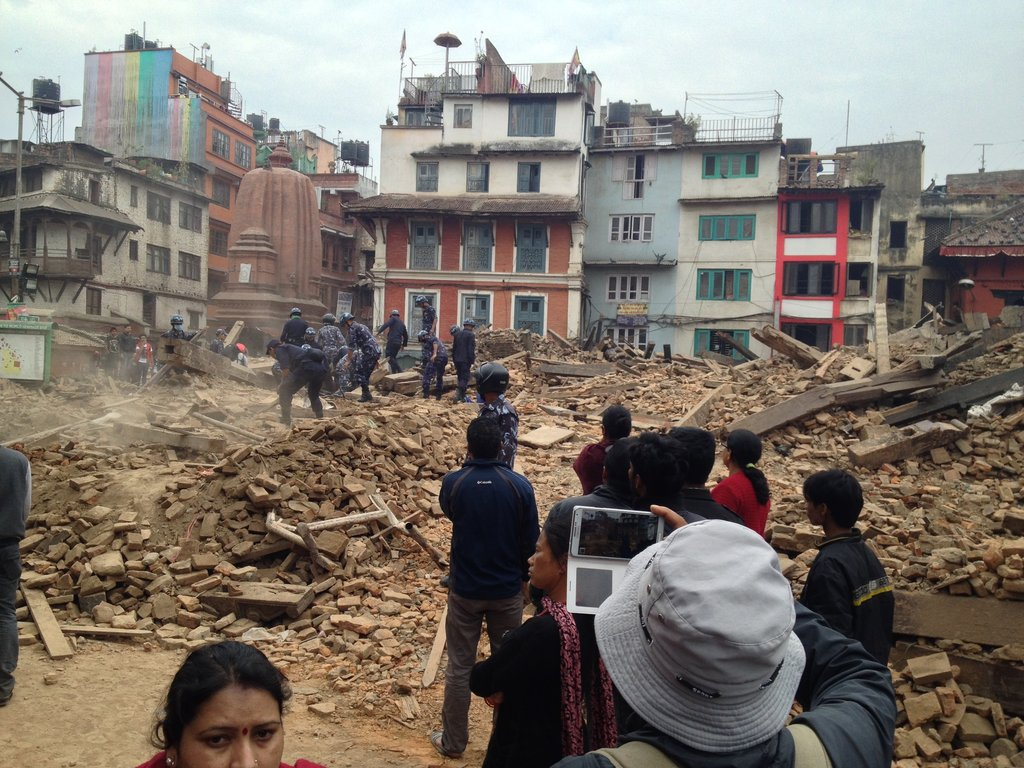 Earthquake Relief for Survivors
