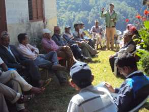 Training Community Leaders