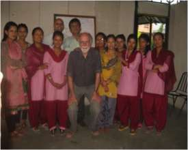 SA Trauma Training for  Tri-Ratna School Teachers