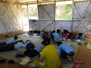 We realised that classrooms alone weren't enough