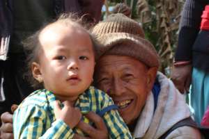 The young and the old are the most vulnerable