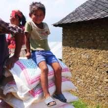 Providing Food Aid