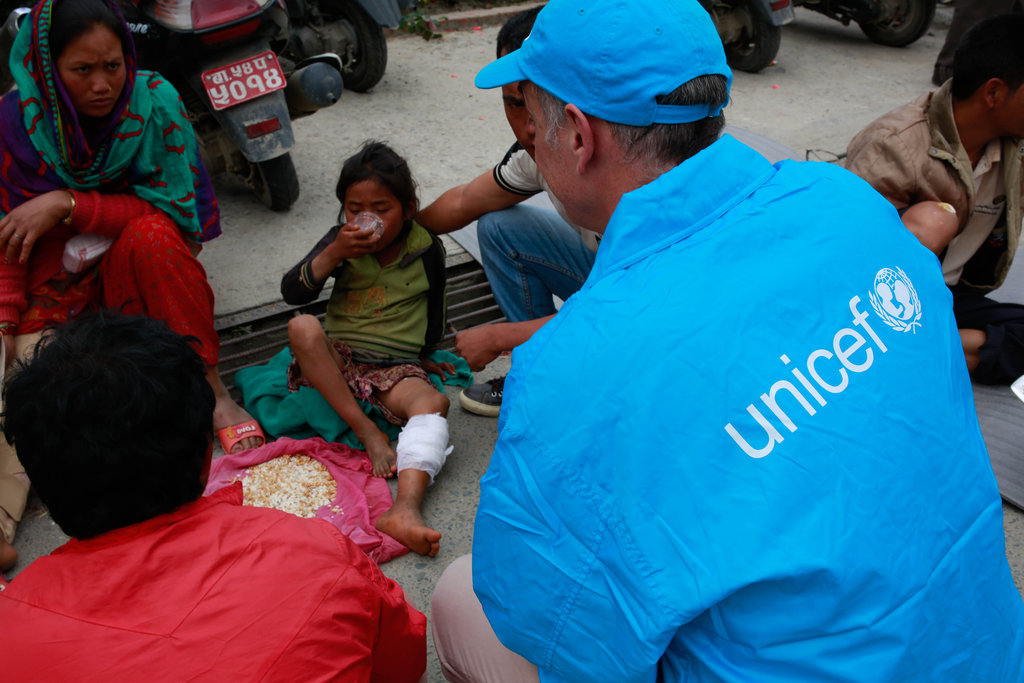 Nepal Earthquake: UNICEF Responds for Children