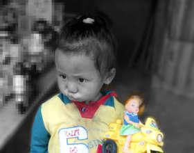 meena .....one of Earthquake survivors