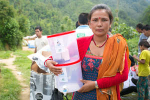 Filter Distributed for EQ affected Families