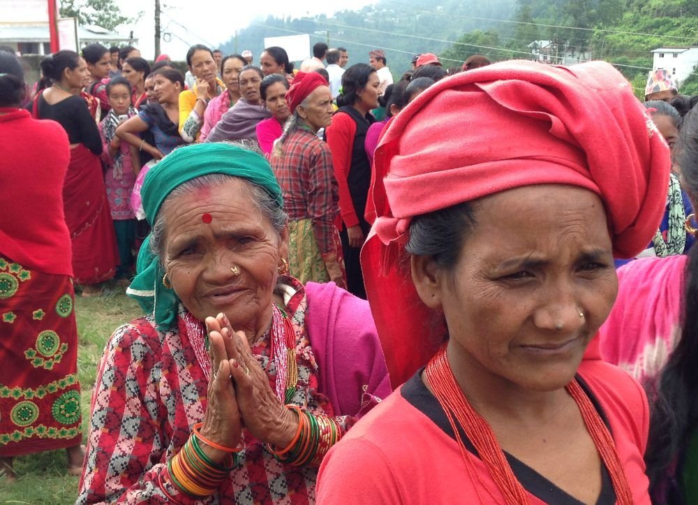 Protect 500 Vulnerable Women and Children in Nepal