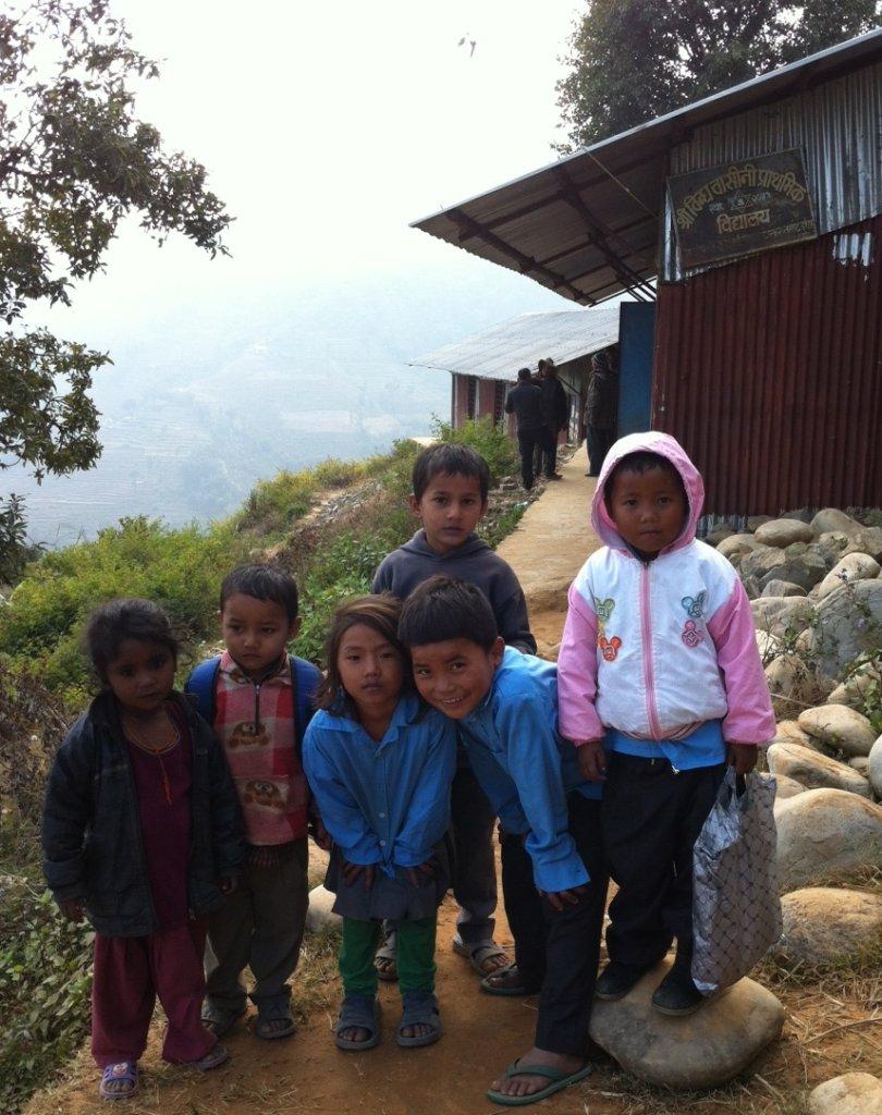 Restore School Libraries in 5 Village Schools