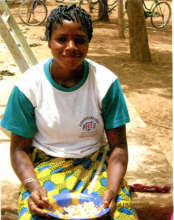 Assita, an inspiring young woman