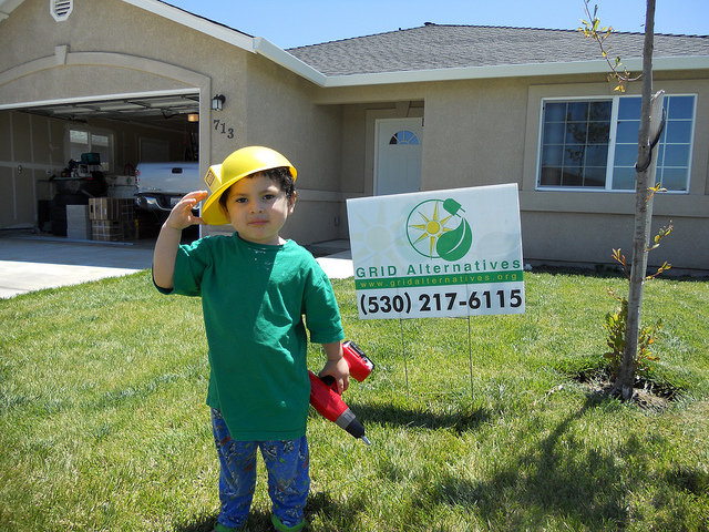 Provide solar power and solar jobs to veterans