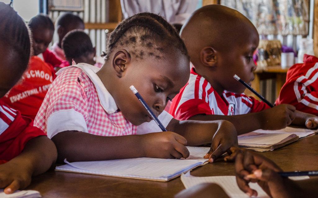 Educate 900 Kenyan Children