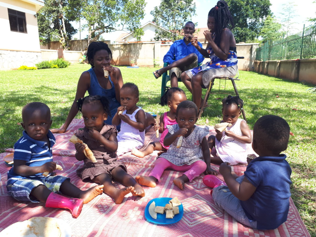 Crisis Centre for abandoned/orphaned babies Uganda