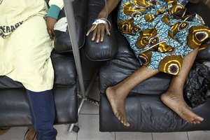 African Patients Treating Their Cancer